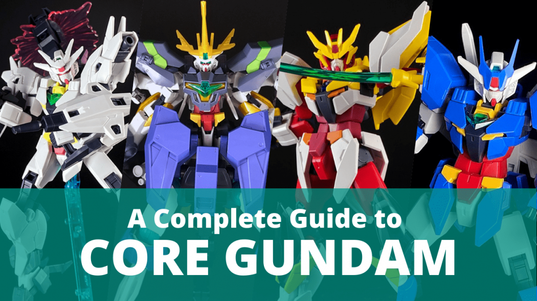 The HG Core Docking System – A Complete Guide to Core Gundam (with Infographic)