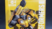 Transformers: Bumblebee Model Kit Unboxing