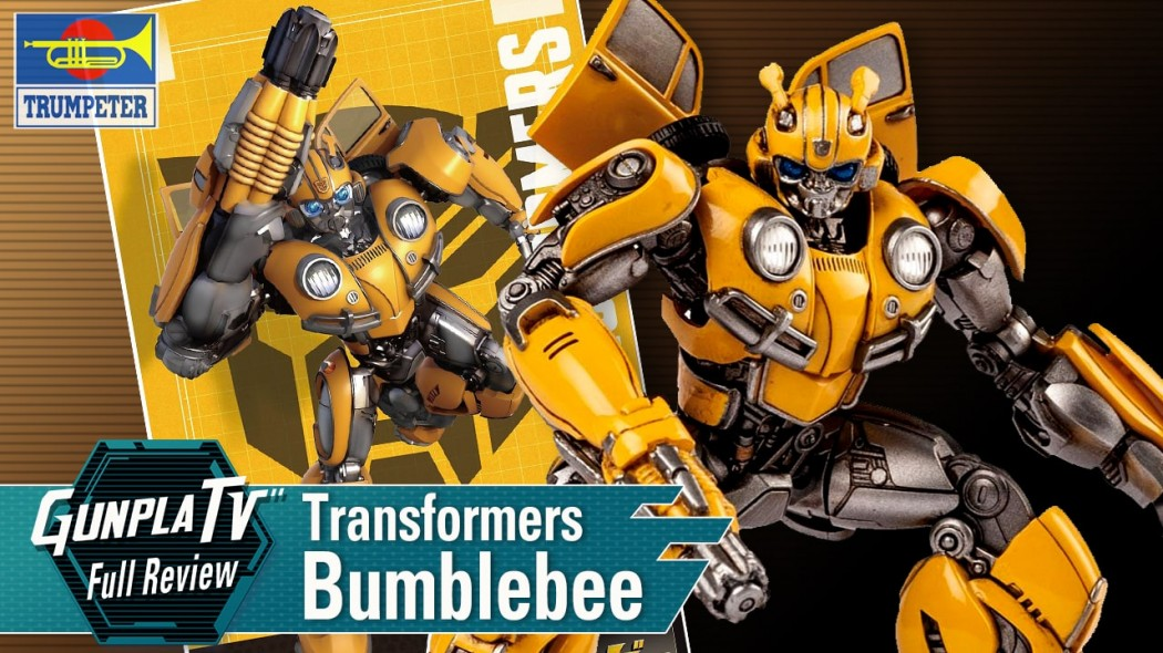 Gunpla TV – Bumblebee – Transformers Plamo