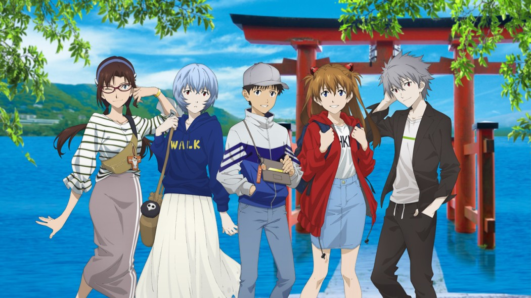 Evangelion: 3.0+1.0 Thrice Upon a Time Takes 1st On Opening Weekend