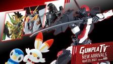 Gunpla TV – Episode 405 – New Arrivals For April 23, 2021