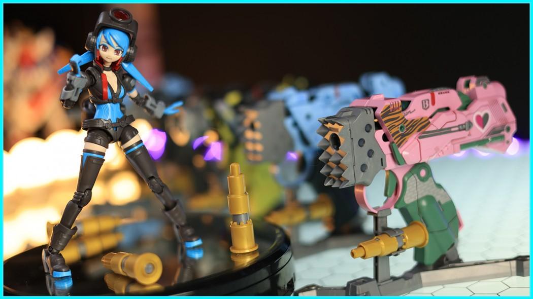 Girl Gun Lady Bulk Build & Review