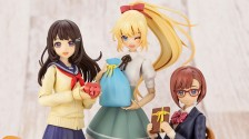 Kotobukiya's Best-Selling Schoolgirl Kits Are Back!