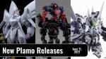 New Plamo Arrivals For June 11, 2021