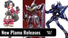New Plamo Arrivals For June 4, 2021