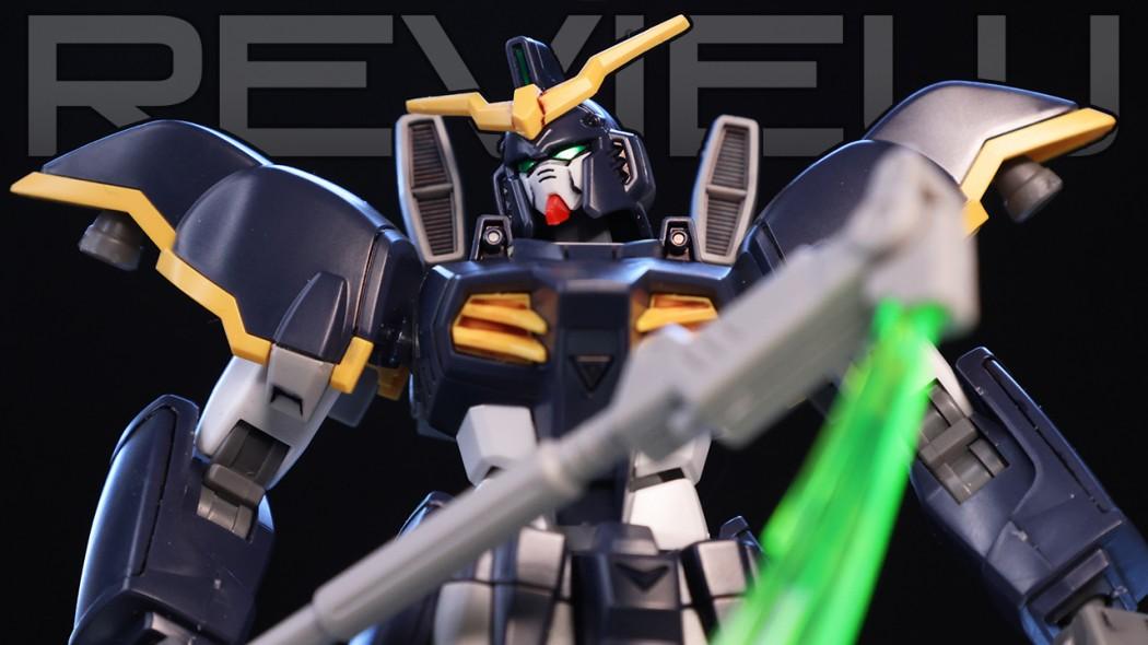 HG Gundam Deathscythe Review