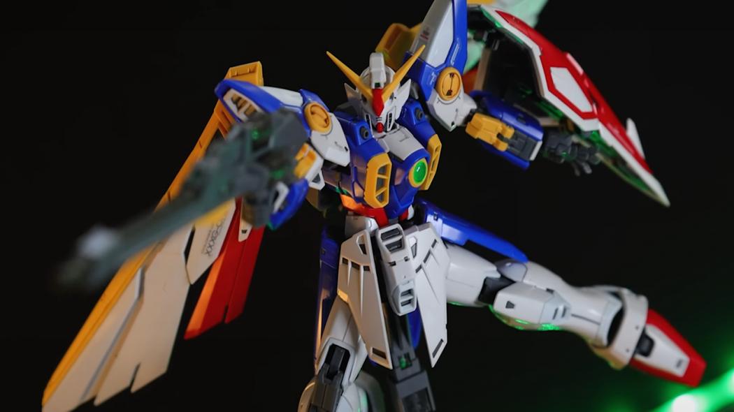 RG Wing Gundam TV Review