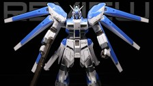 HG Hi Nu Gundam Review