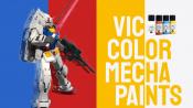 VIC Color Mecha Sets for Gunpla