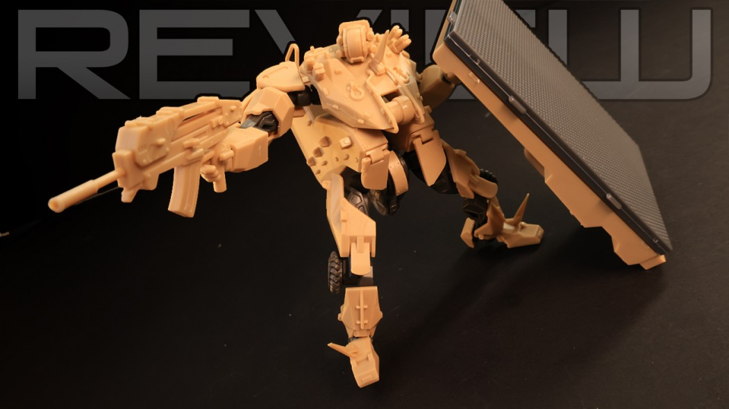 MODEROID Obsolete: United States Marine Corps Exoframe Toad Review