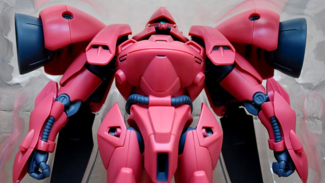 Robot Damashii Gerbera Tetra Unboxing