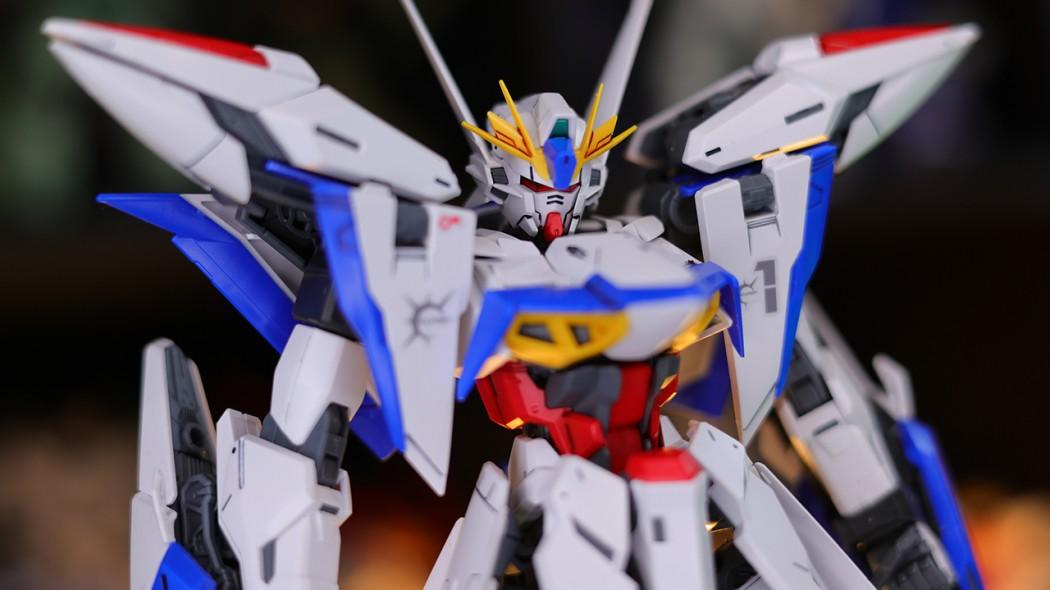 MG Gundam Eclipse Review