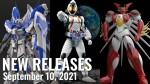 New Plamo Arrivals For September 10, 2021