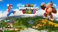 Donkey Kong takes over Super Nintendo World in 2024!