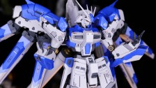 RG Hi-Nu Gundam 4K Review