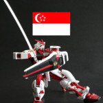 Group logo of Singapore Gundam Modellers