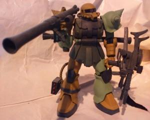 004 Zaku Front