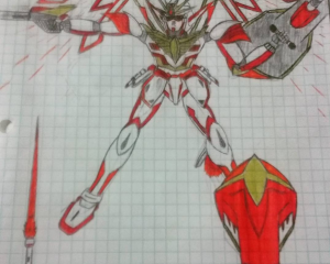 Gundam Light 2