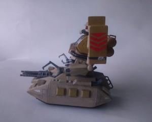 MS-06V Leftt