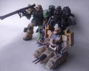 Zaku Battalion