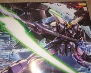 MG Gundam Deathscythe Hell EW Ver