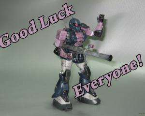 good luck copy