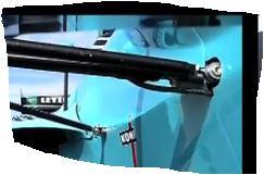 Brake cabling
