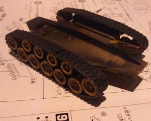 tank tracks