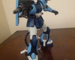 Zaku II Custom 1