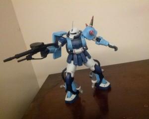 Zaku II Custom 2
