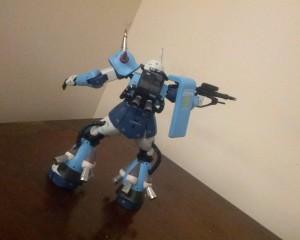 Zaku II Custom 3