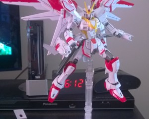 Flame Freedom Gundam