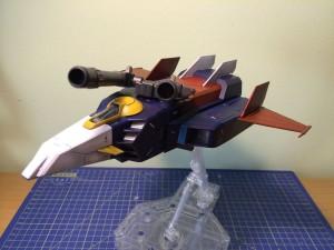 Bandai MG G-Fighter - 27