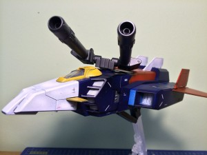 Bandai MG G-Fighter - 32
