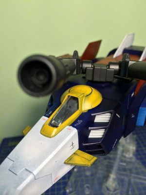 Bandai MG G-Fighter - 34