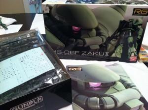 1. MS-06F Zaku II (1)