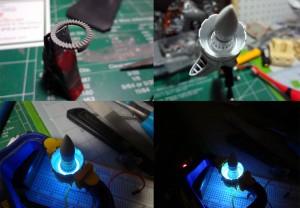 Engine lighting