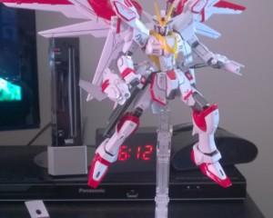 Flame Freedom Gundam