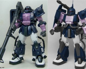 zaku cannon black tri-stars mock up