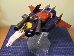 Bandai MG G-Fighter - 30